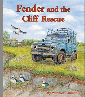 Fender & the Cliff Rescue